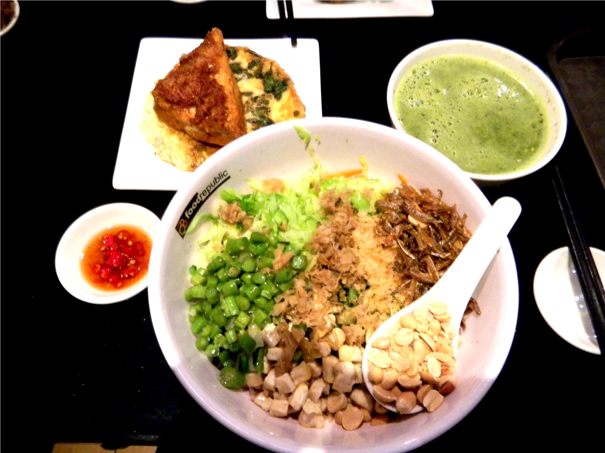Chinese Healthy Bibimbap