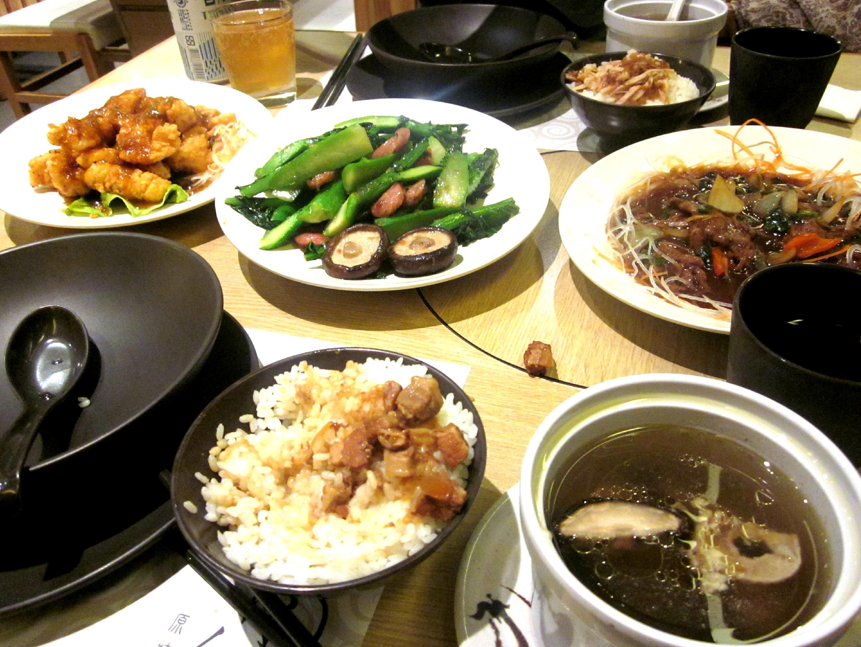 Taiwanese Food