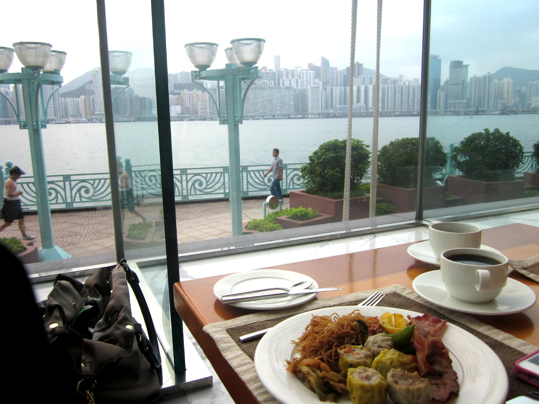 Hong Kong Hotel Buffet