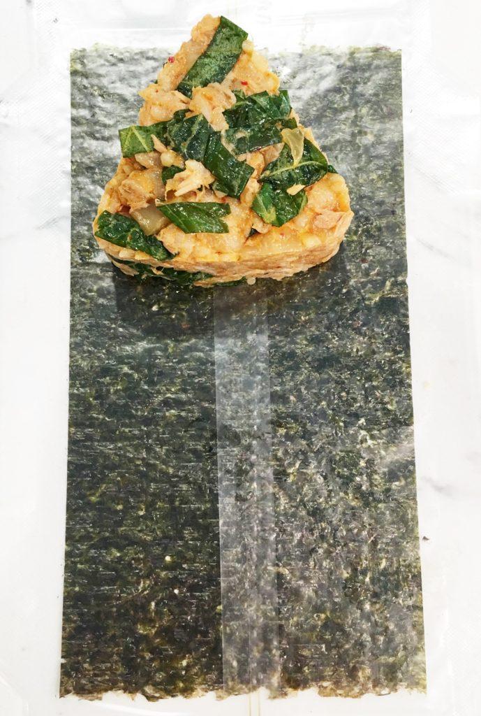 tuna kimchi kimbap yori story